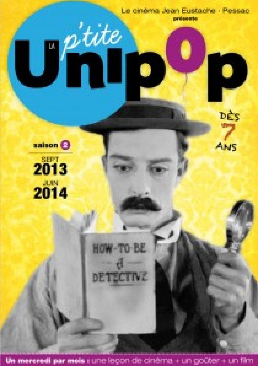 Unipop P'tite Unipop 2013-2014