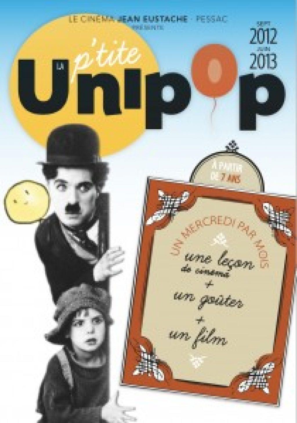 Unipop P'tite Unipop 2012-2013
