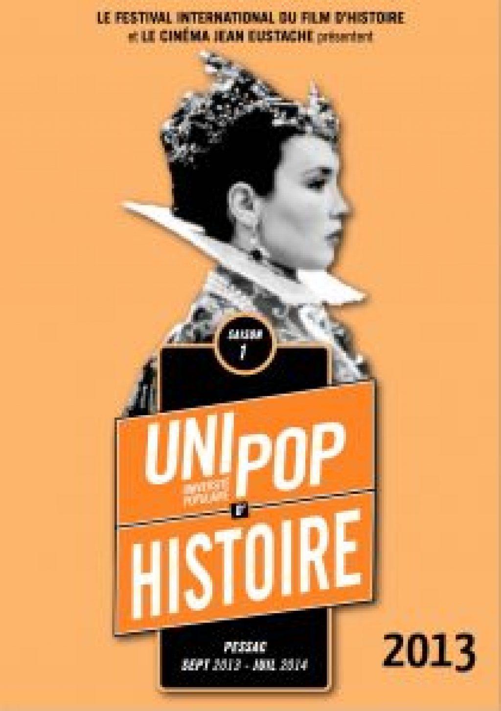 Unipop Unipop histoire 2013-2014
